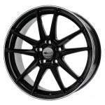 RC Design RC 22 SGHP - Fényes fekete perem polírozott